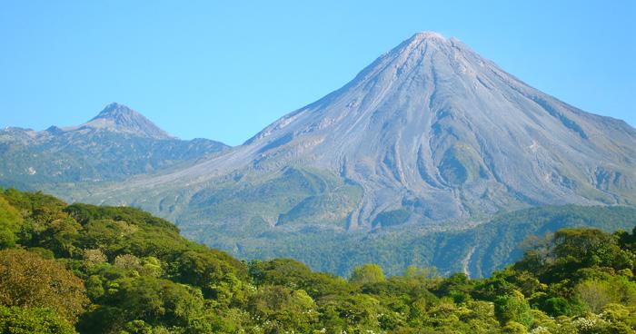 Вулкан Колима, Либерия