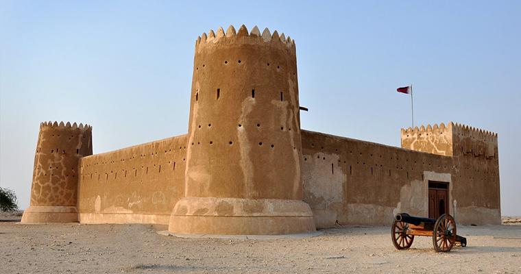 Форт Zubara, Катар