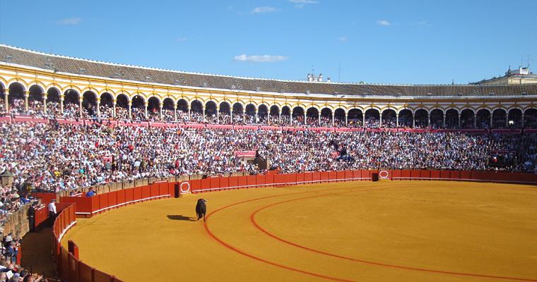 Коррида, Севилья, Испания