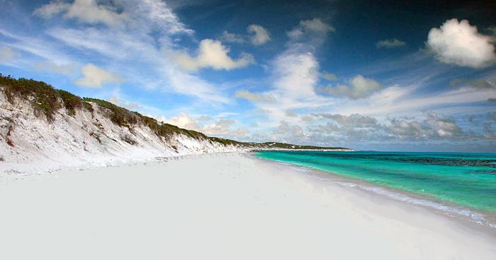Лонг-Бич, Южный остров Кайкос