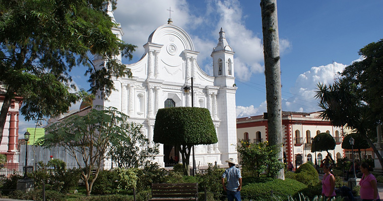 Santa Rosa, Гондурас
