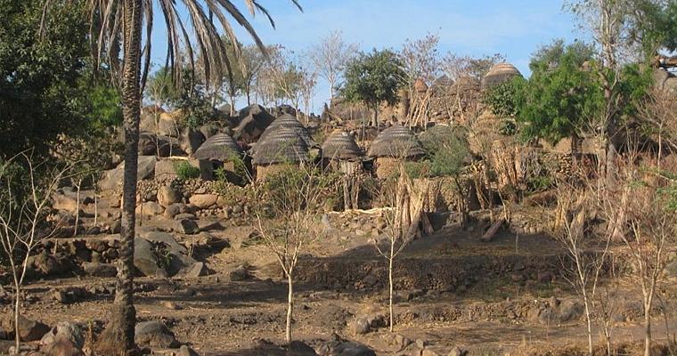 Культурный ландшафт Сукур, Нигерия