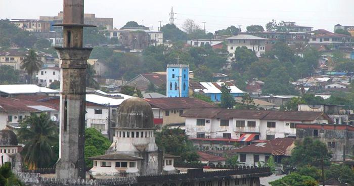 Мамба-Пойнт, Монровия, Либерия