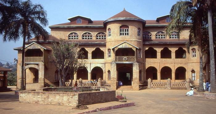 Дворец Султана, Фоумбот, Камерун