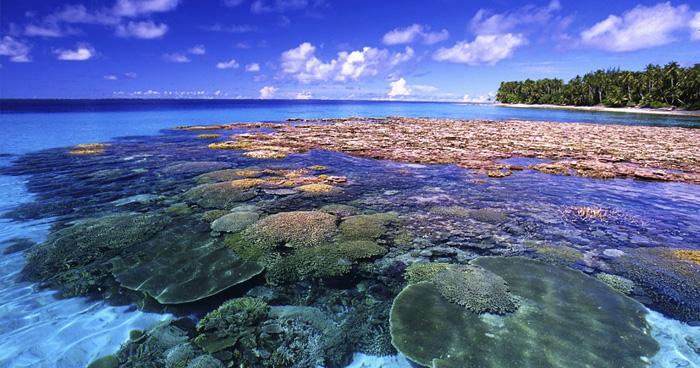 Атолл Маджуро, Маршалловы Острова