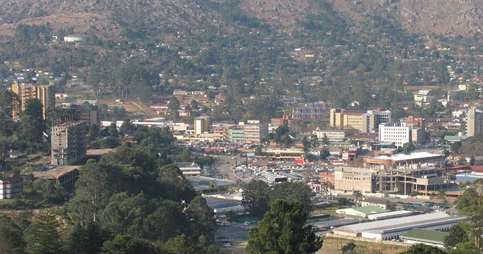 Мбабане, Свазиленд