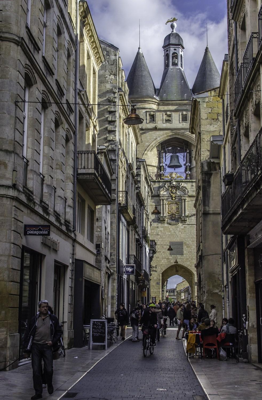Старый город и вид на Большой колокол