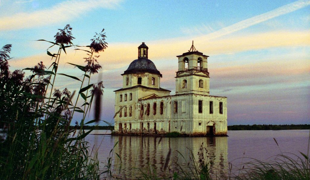 Храм Рождества Христова в Крохино