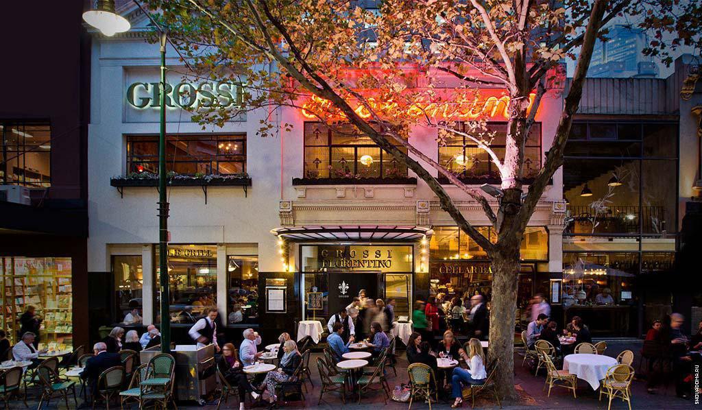 Ресторан Grossi Florentino