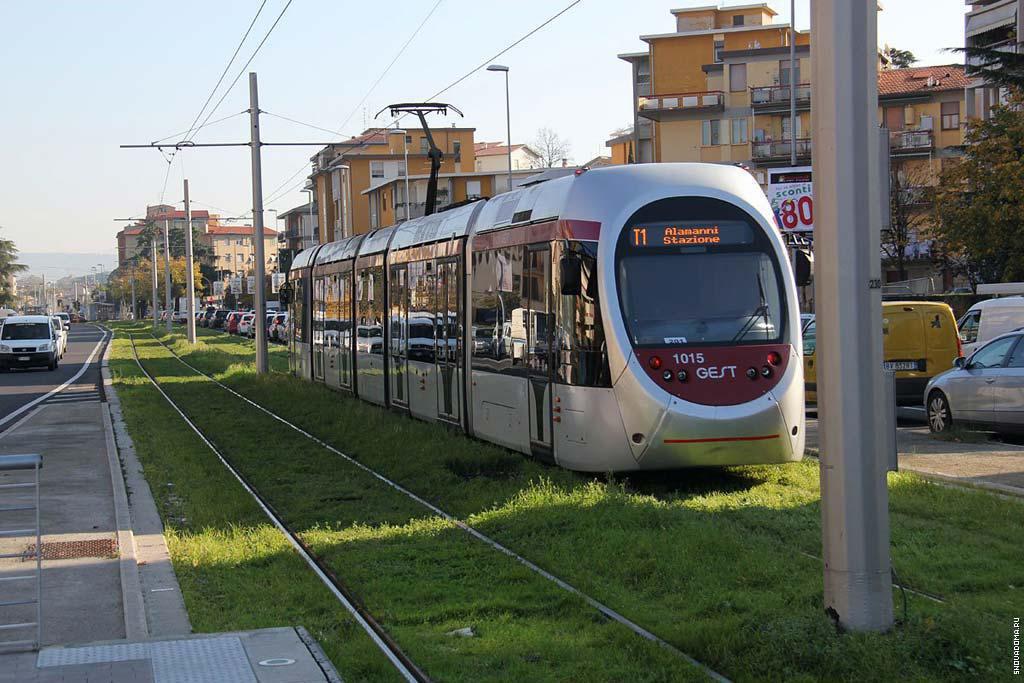 Трамвай №Т1