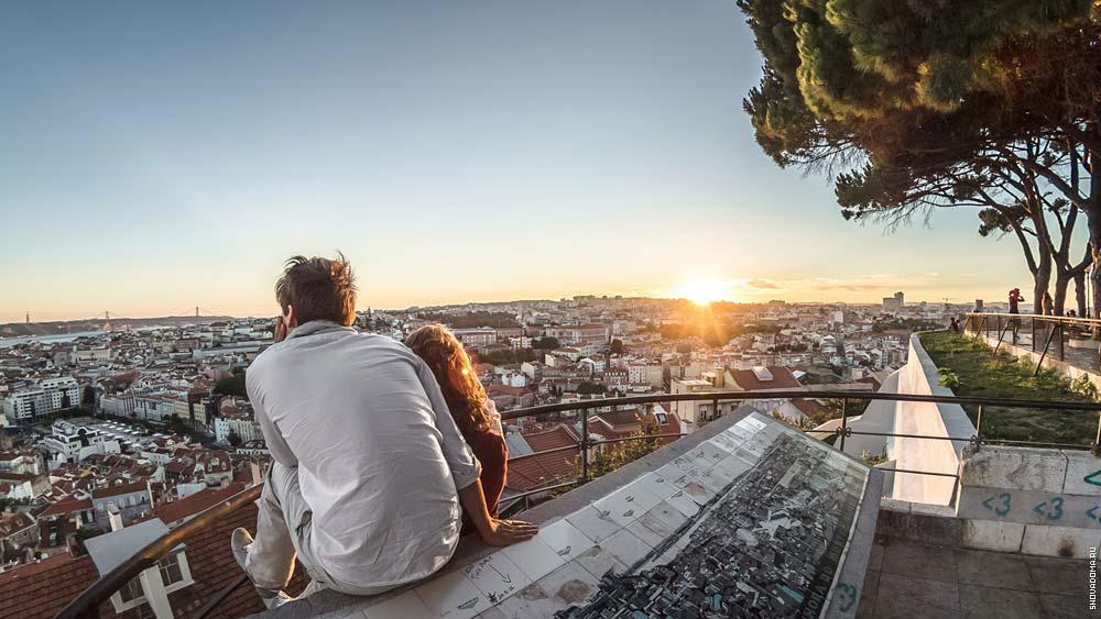 На закате португальского дня