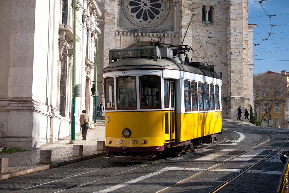 12 маршрут лиссабонского трамвая
