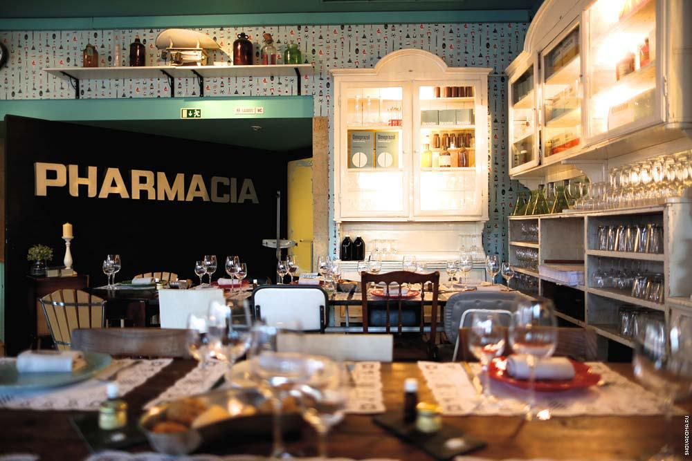 Restaurant Pharmacia