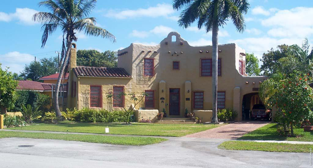 Lua Curtiss House I