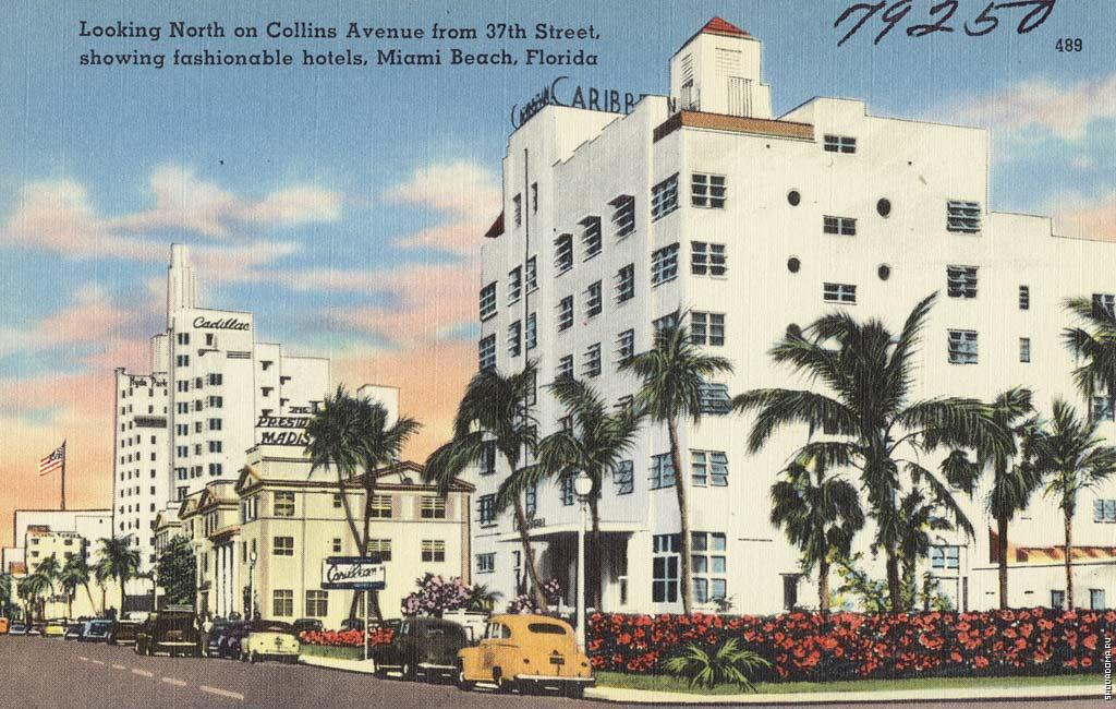 Collins Avenue from 37th Street