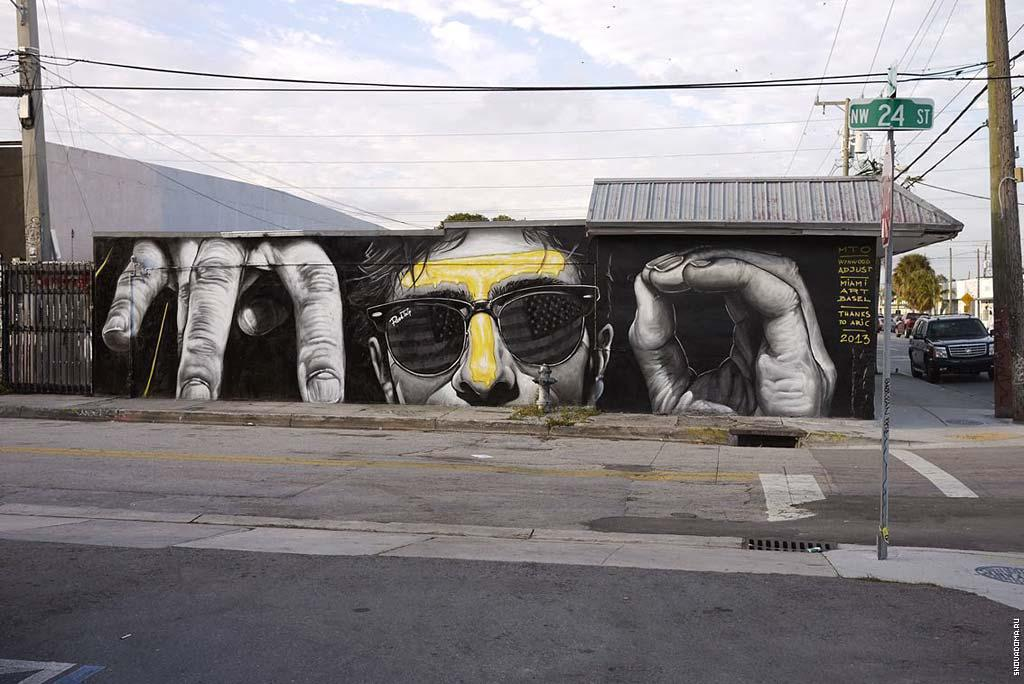 Wynwood, Miami Beach