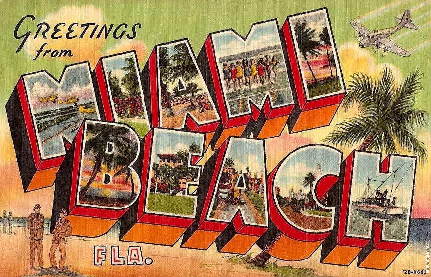 Greats from Miami Beach