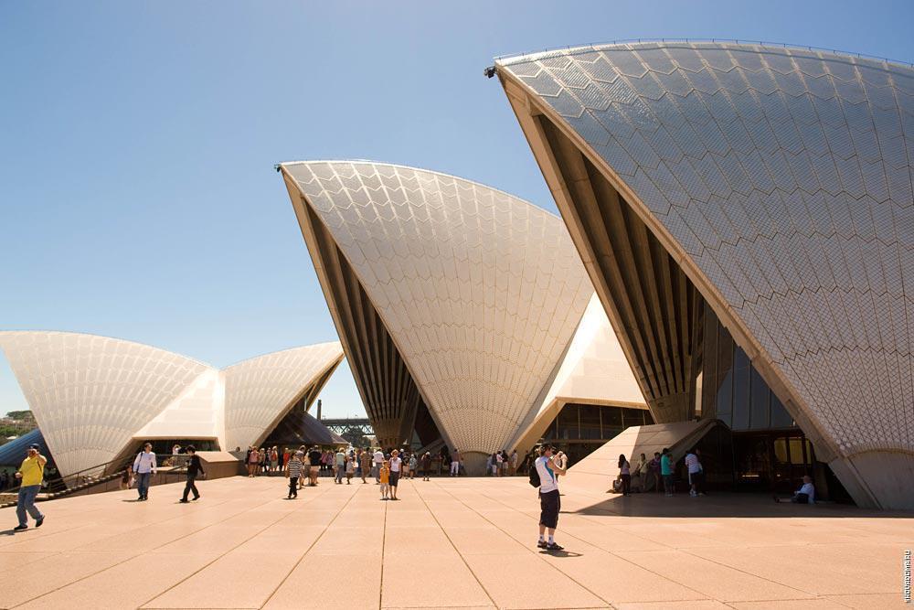 Сиднейская опера фото