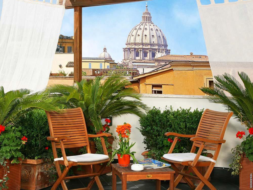 Отель Арканджело, Рим