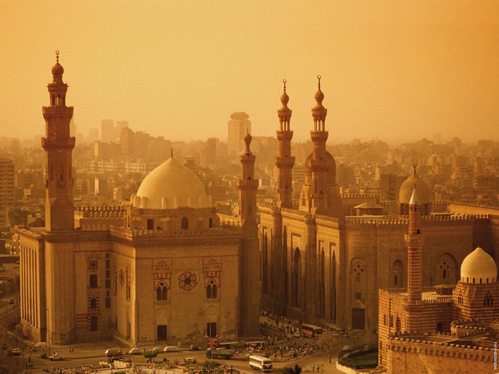 Мечеть султана Хасана, 1359 г.