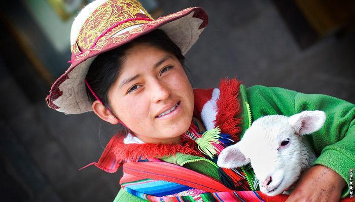Боливийские костюмы