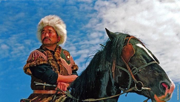 Монгольский наряд