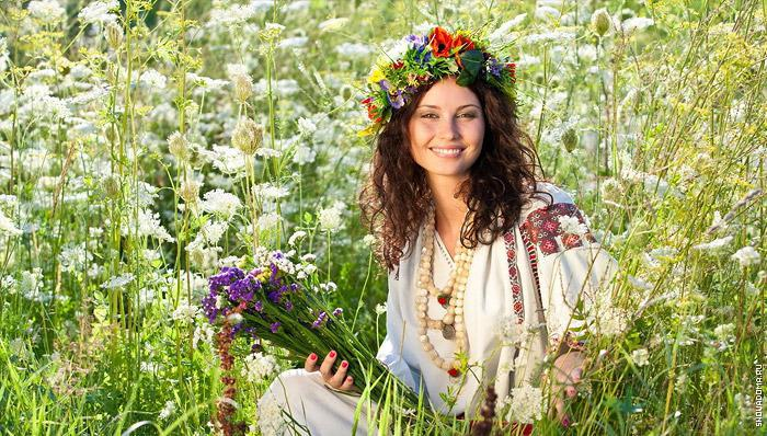 Национальная одежда Украины