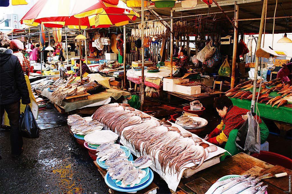 Рынок Чагальчхи