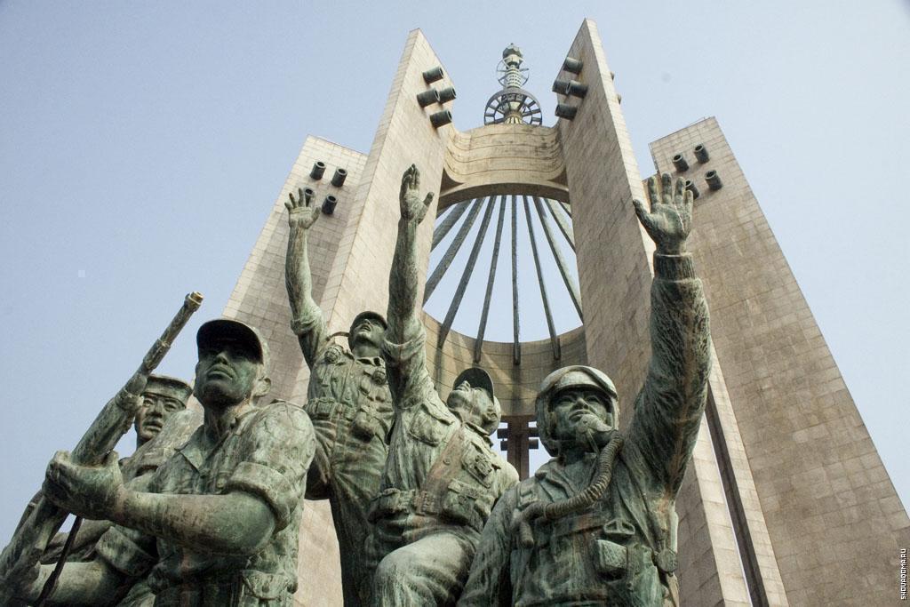 Мемориал погибшим в годы войны
